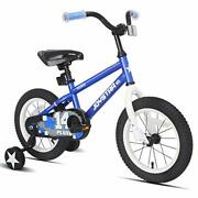 Joystar 12 Inch Pluto Kids Bike With Training Wheels For Ages 2 3 4 Year Old Boy