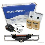 Baystar Kit, Hk4300a-3 Hydraulic Steering Kit Without Tube