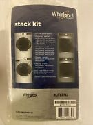 W10869845 Dryer Stacking Kit Compatible With Whirlpool And Maytag Washer And Dryer