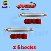 Rancho Rs9000xl Rear 0 Lift Shocks For Chevy S-10 M 4wd 94-03 Kit 2