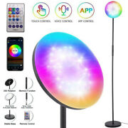 2021 Rgb Torchiere Led Smart Sky Floor Lamp Wifi Voice Control+ Remote Control