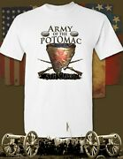 Army Of The Potomac 5th Corps American Civil War Themed T-shirt