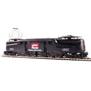 Broadway Limited Ho Scale Gg1 Electric - Dcc And Sound - Penn Central