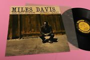 Miles Davis Lp Orig Us 1956 Mint Unplayed Laminated Cover Grooved Label Top Jazz