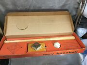 Rare Vintage Sportcraft Games Lazy Baseball With The Box