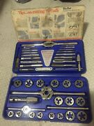 🇺🇸blue Point And Snap On Td2425 42 Piece Tap And Die Set 1 Choice For Auto Pros⚡️