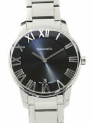 And Co. Atlas Ref.34875987 Menand039s Quartz Battery Changed 37mm