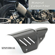 Anti-scalding Cover Exhaust Shell Motorcycle Exhaust Protector Heat Shield Cover