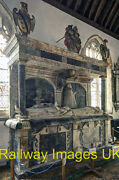 Photo Church - St George's Dunster - Monument To Thomas And George Luttrell C2012