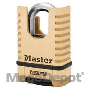 Master Lock 1177, Combination Padlock Only No Key Is Included
