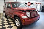 2012 Jeep Liberty Sport 4wd Best Offer 2012 Jeep Liberty Sport 4wd Repairable Salvage Suv Rebuildable Damaged