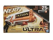 Nerf Ultra Four Blaster Includes Darts New And Sealed