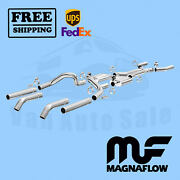 Exhaust- System Kit Magnaflow For Ford Mustang 1967-1970