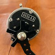 Newell S533-5.5 • Graphite Conventional Fishing Reel Made In Usa