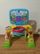 Vtech Smart Shots Sports Center Educational Learning Toy + Manual Included