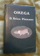 Omega By D, Brian Plummer First Edition, 1984 - Jack Russell Terrier Interest