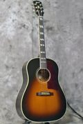 Used Gibson Usa Southern Jumbo Vintage Sunburst 2007 Acoustic Guitar From Japan