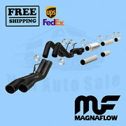 Exhaust - System Kit Magnaflow Fits Ford F-250 Super Duty 2008-10