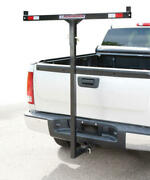 350lb Load Extender Truck Hitch Support Haul Ladder Lumber Rack Roof Tailgate