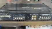 Denon Professional Audio 5 Channel Dca 350 Class A Car Amplifier Used