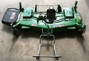 John Deere Series One Tractor 54d Drive-over Auto-connect Mower Deck - 54 Cut