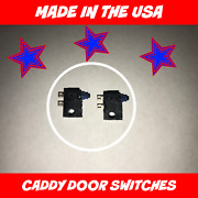 Fits All Cadillac W/passive Locks Ctssts Outside Door Handle Micro Switches