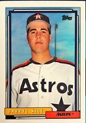 Rare Vintage Mint Condition Darryl Kile Topps 1992 134 Rookie Card