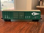 N Scale Kadee 30100 50' Rib Side Boxcar Dd Camino Placerville And Lake Tahoe 7743