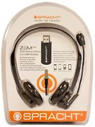Spracht Zum Universal Stereo Headset /w Mic - Wired - Supports 3.5mm Or Usb