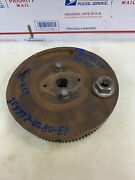 Briggs And Stratton Vanguard V-twin 20 Hp 358777 Flywheel W/ Keyway And Nut 809236