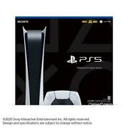 Playstation 5 Digital Edition Game Console Ps5