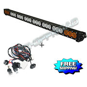 50and039and039 Cree Led Work Light Bar Single Row Spot/flood/combo Off-road Atv Car Truck