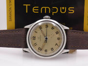 Omega Us Army Ultra Rare 2179/5 Year 1944 Stainless Steel Manual Cal 30-t2 Watch