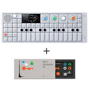 Teenage Engineering Op-1 Portable Synthesizer 10th Anniversary Benefits