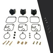 Boat Carburetor Kit With Float Arm Pin For Yamaha 676-14186-00-00 676141860000