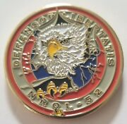 Usa Nro National Reconnaissance Office Nrol-52 Challenge Coin