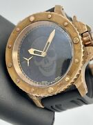 Nethuns Special Edition 5.3.1.7.03 Bronze Skull Swiss Unitas Sold Out Bronzo