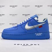 Nike Air Force 1 Low Ow Mca 2019 - Size 6 - Ci1173 400 7195-10