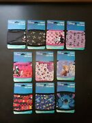 Lot Of 100 Disney Kids Fabric Face Facial Masks Mickey Minnie Mouse Frozen Cars
