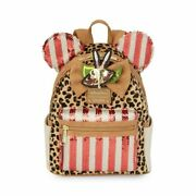 New Disney Parks Loungefly Jungle Cruise Backpack Bag