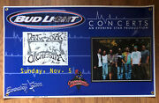 Dark Star Orchestra Poster Signed In Person 2000