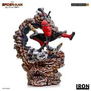 Marvel Legacy Replica Spider-man Far From Home Statue Andfrac14 Andeacutechelle By Iron Studios