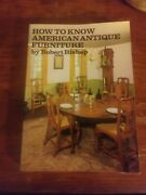 How To Know American Antique Furniture Reference Book