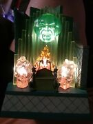 Rare San Francisco Music Company The Wizard Of Oz The Great Oz Lighted Music Box