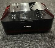 Canon Pixma Mx922 Wireless Office All-in-one Printer Tested Fully Functional