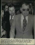 1976 Press Photo Albert Johnson And F. Lee Bailey Attorneys For Patricia Hearst