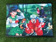 Anime Inuyasha Wall Scroll Poster Home Decorate Decor Wall Art
