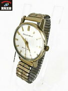 Seiko Lord Marvel 23 Jewels K14gf Early Late Type Menand039s Analog Watch Used