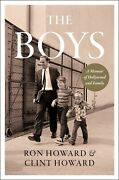 Clint And Ron Howard Signed Book The Boys Memoir 1st Edition Hardcover Preorder
