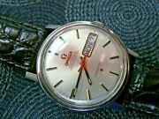Vintage Omega Constellation Day Date 1969 Officially Certified Automatic 751 24j